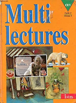 MULTI LECTURES, CE1, CYCLE 2, NIVEAU 3: GEHIN MARTINE