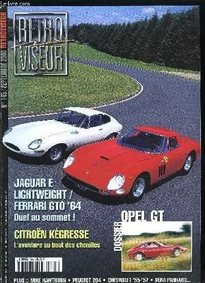 RETROVISEUR N° 145 - Sera Panhard 1959,: COLLECTIF