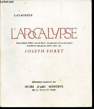 CATALOGUE D EXPOSITION : L APOCALYPSE -: COLLECTIF