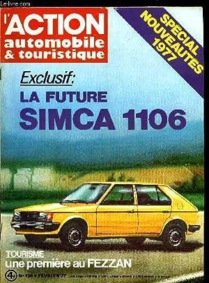 L'ACTION AUTOMOBILE ET TOURISTIQUE N° 198 -: COLLECTIF