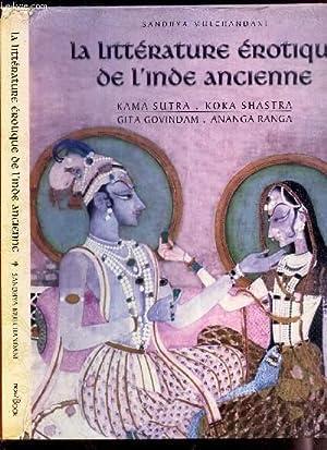 LA LITTERATURE EROTIQUE DE L INDE ANCIENNE: MULCHANDANI SANDHYA