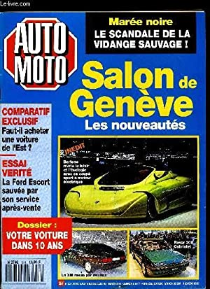 AUTO MOTO N° 114 - Le Salon: COLLECTIF