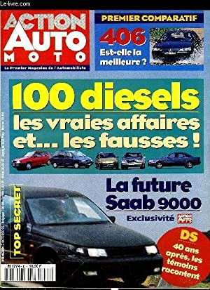 ACTION AUTO MOTO N° 17 - Saab: COLLECTIF