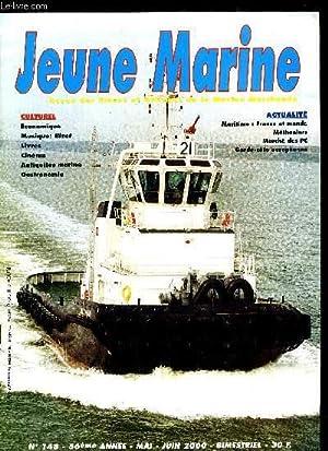 JEUNE MARINE N° 148 - Michel Bougeard: COLLECTIF