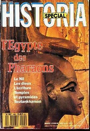HISTORIA - SPECIAL N°495 MARS 1988 -: COLLECTIF