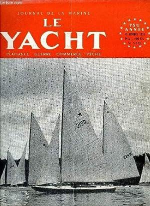 LE YACHT N° 3333 - L'échelle Beaufort,: COLLECTIF