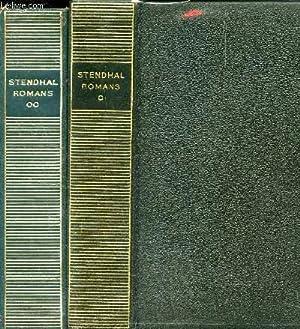 ROMANS ET NOUVELLES - EN 2 VOLUMES: STENDHAL