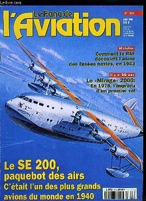 LE FANA DE L'AVIATION N° 345 -: COLLECTIF