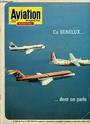 AVIATION MAGAZINE INTERNATIONAL N° 644 - Jacques: COLLECTIF