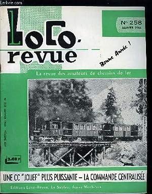 LOCO-REVUE N° 258 - Le réseau DB: COLLECTIF