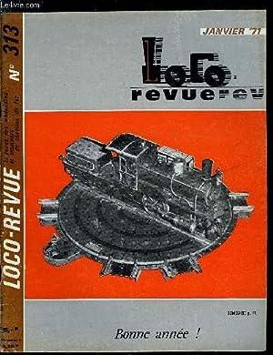 LOCO-REVUE N° 313 - Le chemin de: COLLECTIF