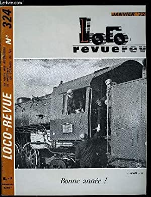 LOCO-REVUE N° 324 - Le 2 décembre: COLLECTIF