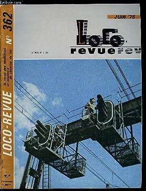 LOCO-REVUE N° 362 - Le réseau modèle: COLLECTIF