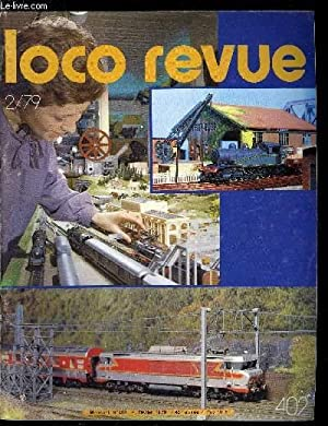 LOCO-REVUE N° 402 - Réalisme et technicité: COLLECTIF
