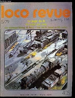 LOCO-REVUE N° 405 - Le Jouvençal ou: COLLECTIF
