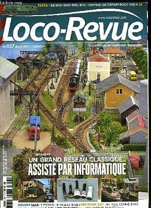 LOCO REVUE N° 837 - Coffret de: COLLECTIF