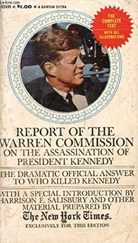 REPORT OF THE WARREN COMMISSION ON THE: COLLECTIF