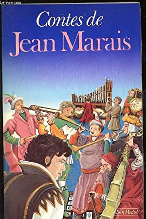e6264df89b4 CONTES DE JEAN MARAIS - MILA -  MARAIS JEAN