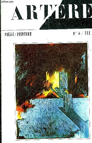 ARTERE POESIE/PEINTURE N°6 ETE 1982 - Virgile: COLLECTIF