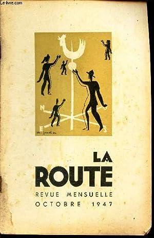 LA ROUTE - OCTOBRE 1947 / JAMBOREE: COLLECTIF