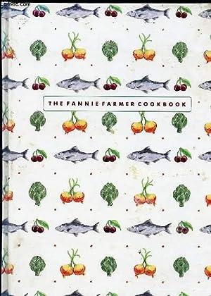 THE FANNIE FARMER COOKBOOK: CUNNINGHAM MARION