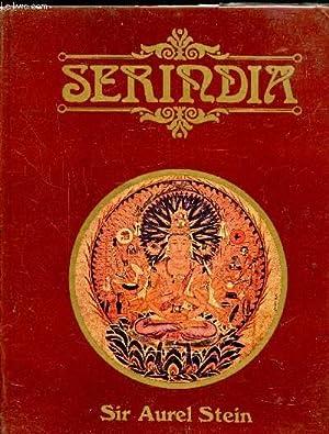 SERINDIA - VOUME 4 - Serindia. Detailed: AUREL STEIN
