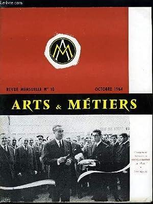 ARTS ET METIERS N° 10 - Cérémonie: COLLECTIF