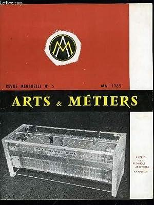 ARTS ET METIERS N° 5 - Le: COLLECTIF