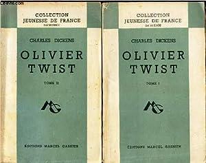 OLIVER TWIST - EN 2 VOLUMES (TOMES: DICKENS CHARLES