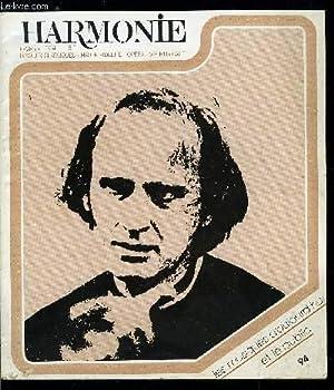 HARMONIE N° 94 - Les musiques d'aujourd'hui: COLLECTIF