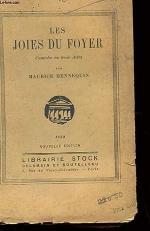 LES JOIES DU FOYER: HENNEQUIN MAURICE