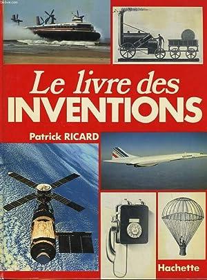 LE LIVRE DES INVENTIONS: PATRICK RICARD