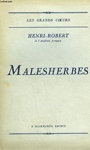 MALESHERBES.: HENRI-ROBERT.