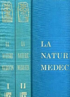 LA NATURE MEDECIN EN 2 VOLUMES: COLLECTIF