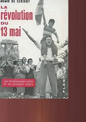 LA REVOLUTION DU 13 MAI: SERIGNY ALAIN DE