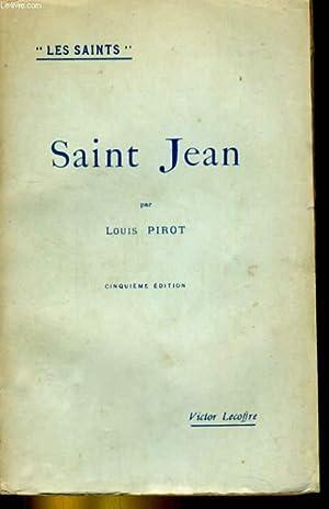 SAINT JEAN: LOUIS PEROT