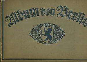 Album Von Berlin. 31 ansichien nach naiuraufnahmen: Collectif