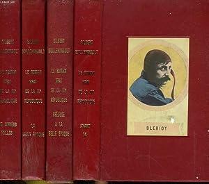 Le roman vrai de la IIIè République. 4 Tomes: GUILLEMINAULT Gilbert, en collaboration