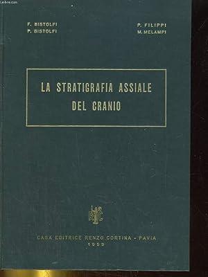 La stratigrafia assiale del granio: BISTOLFI F et P