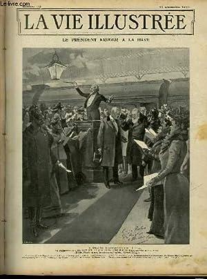 LA VIE ILLUSTREE N° 113 Le Président Kruger à la Haye.: COLLECTIF