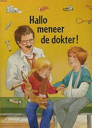 HALLO MENEER DE DOKTER!: MARLIS SCHARFF-KNIEMEYER