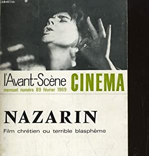 L'AVANT-SCENE CINEMA N°89. NAZARIN, FILM CHRETIEN ou TERRIBLE BLASPHEME.: COLLECTIF