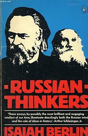 RUSSIAN THINKERS: BERLIN ISAIAH