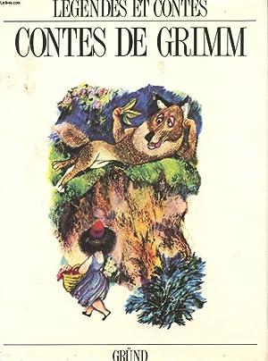 CONTES DE GRIMM - LA BELLE AU: GRIMM