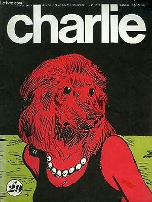 CHARLIE MENSUEL N°29 - JOURNAL PLEIN D'HUMOUR ET DE BANDES DESSINEES: COLLECTIF