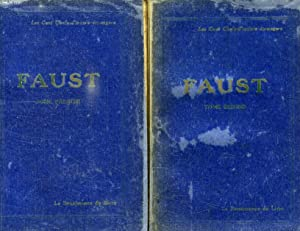 FAUST, UNE TRAGEDIE, 2 TOMES: COLLECTIF