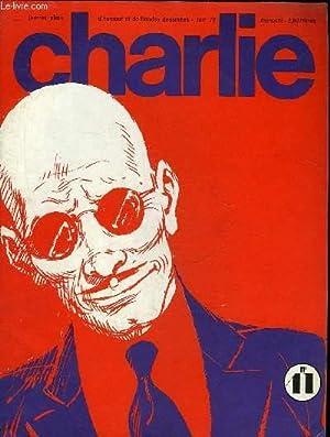 CHARLIE MENSUEL N°41 - JOURNAL PLEIN D'HUMOUR ET DE BANDES DESSINEES: COLLECTIF