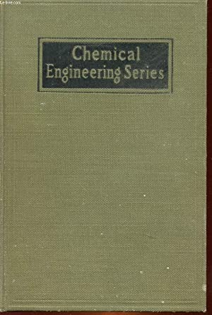 CHEMICAL ENGINEERING THERMODYNAMICS: DODGE BARNETT F.