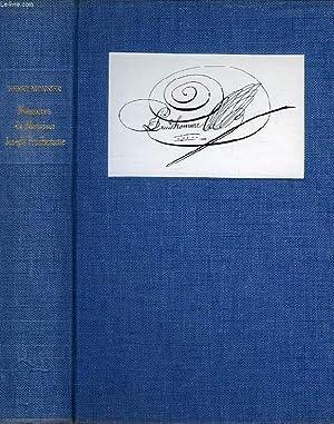 MEMOIRES DE MONSIEUR JOSEPH PRUDHOMME: PRUDHOMME JOSEPH, Par H. MONNIER
