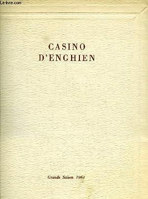 CASINO D'ENGHIEN, GRANDE SAISON 1961: COLLECTIF